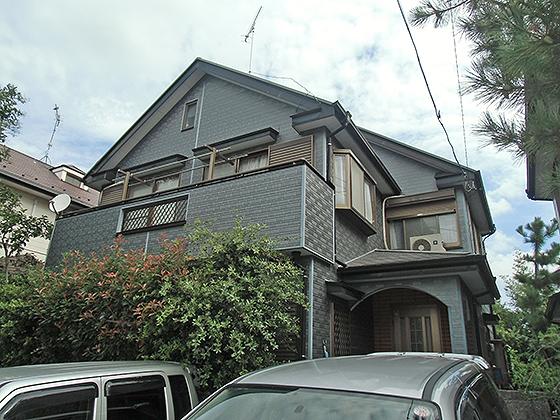 田口塗装住宅塗装外壁塗装屋根塗装塗装リフォーム施工事例191